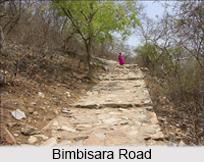 Bimbisara Road, Rajgir, Bihar