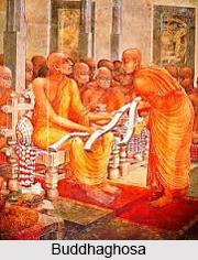 Buddhaghosa, Buddhist Scholar