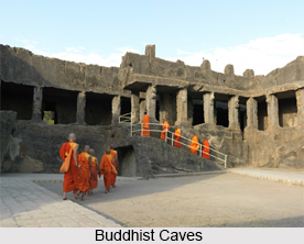 Buddhist Caves of Uparkot, Gujarat
