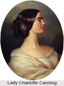 Charlotte Canning, Wife of Lord Canning