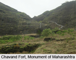 Chavand Fort, Monument of Maharashtra
