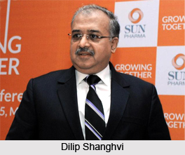 Dilip Shanghvi, Indian Businessman