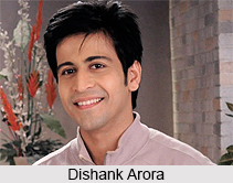 Dishank Arora, Indian TV Actor