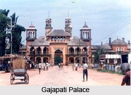 Gajapati Palace, Gajapati district, Odisha