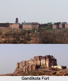 Gandikota Fort, Deccan Forts