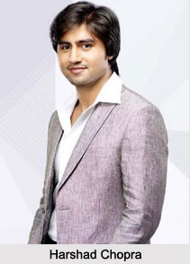 Harshad Chopra, Indian TV Actor