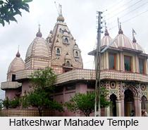 Hatkeshwar Mahadev Temple, Raipur