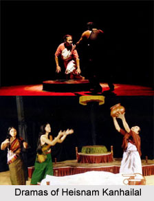 Heisnam Kanhailal, Manipuri Theatre Personality