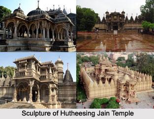 Hutheesing Temple, Ahmedabad, Gujarat