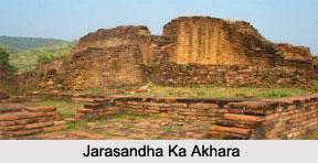 Jarasandha Ka Akhara, Rajgir, Bihar