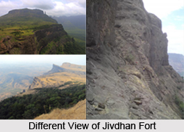 Jivdhan Fort, Monument of Maharashtra