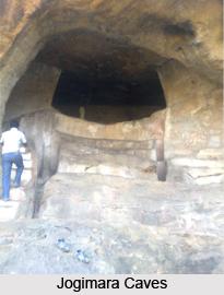 Jogimara Caves, Sarguja, Chattisgarh