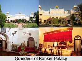 Kanker Palace, Chhattisgarh
