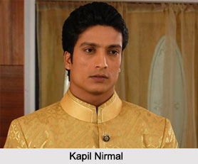 Kapil Nirmal, Indian TV Actor