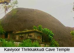 Kaviyoor Thrikkakkudi Cave Temple, Kerala