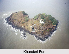 Khanderi Fort, Monuments of Maharashtra