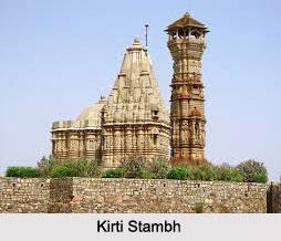 Kirti Stambh, Chittorgarh Fort, Rajasthan