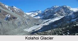 Kolahoi Glacier, Pahalgam
