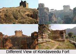 Kondaveedu Fort, Andhra Pradesh