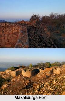 Makali Durga Fort, Deccan Forts