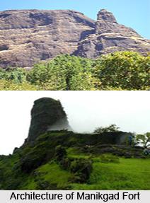 Manikgad Fort, Monument of Maharashtra