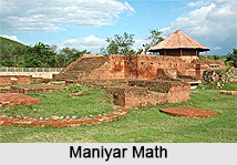 Maniyar Math, Indian Buddhist Site
