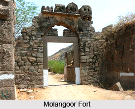 Molangoor Fort, Monuments of Andhra Pradesh