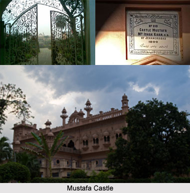 Mustafa Castle, Meerut, Uttar Pradesh