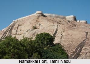 Namakkal Fort,  Tamil Nadu