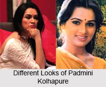 Padmini Kolhapure, Indian Actress