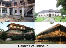 Palaces of Thrissur