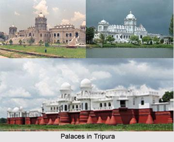 Palaces of Tripura