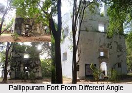 Pallipuram Fort, Kerala