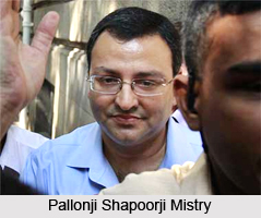 Pallonji Shapoorji Mistry, Indian Businessman