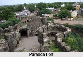Paranda Fort, Maharashtra