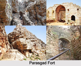 Parasgad Fort, Deccan Forts