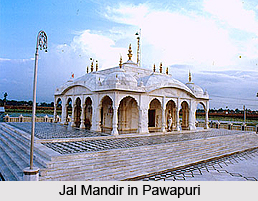 Pawapuri, Nalanda District, Bihar