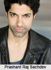 Prashant Raj Sachdev, Indian Movie Actor