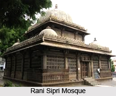 Rani Sipri Mosque, Ahmedabad, Gujarat