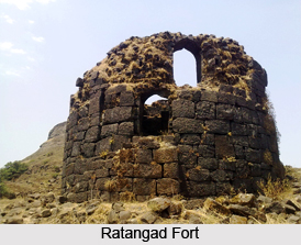 Ratangad Fort, Monument of Maharashtra