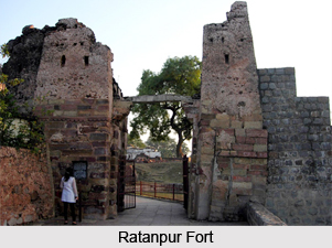 Ratanpur  Fort , Chhattisgarh