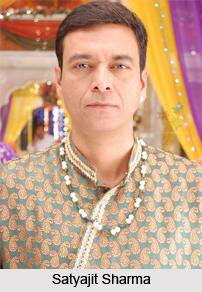 Satyajit Sharma, Indian TV Actor