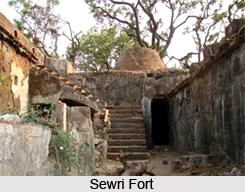 Sewri Fort, Monument of Maharashtra