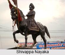 Shivappa Nayaka, Nayak Dynasty