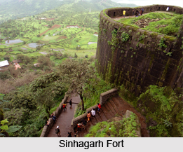Sinhagad Fort, Deccan Forts