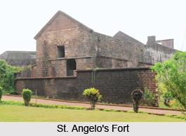 St. Angelo's Fort, Kerala