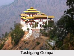 Tashigang Gompa, Lahaul and Spiti, Himachal Pradesh
