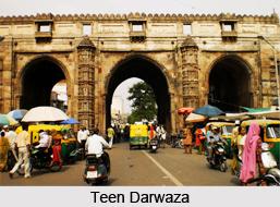 Teen Darwaza, Ahmedabad, Gujarat