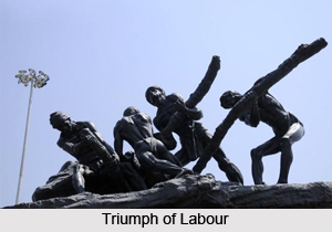 Triumph of Labour, Tamil Nadu