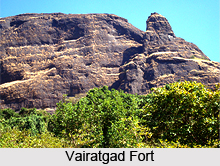 Vairatgad Fort, Monuments of Maharashtra